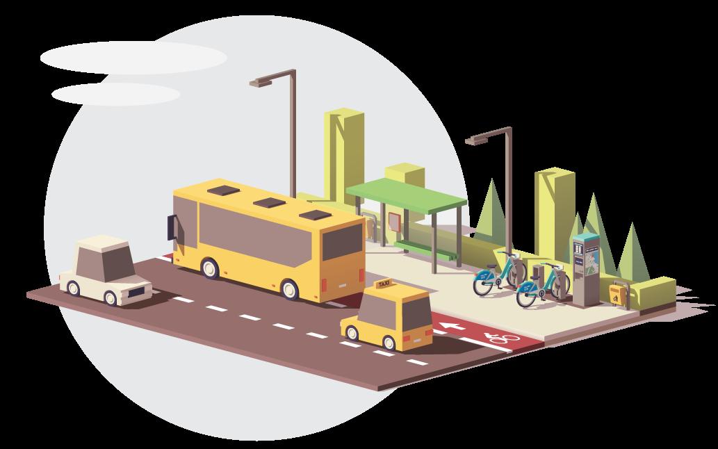 Mobilité et transports urbains