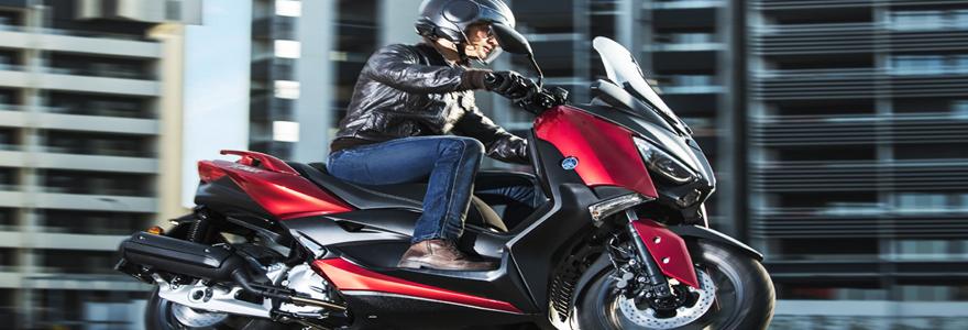 Assurance de scooter 125