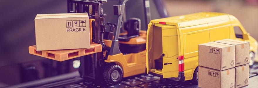 Services de livraison mutualisée